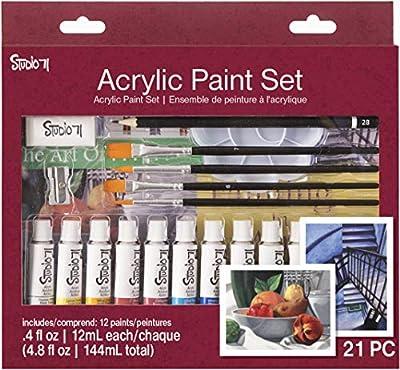 Acrylic Paint Art Set
