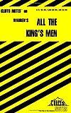 All the King's Men (Cliffs Notes) by L. David Allen (1964-01-13)