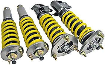 ISR Performance Parts IS-HRPRO-S13 HR Pro Series Coilovers - Nissan 240sx 89-93 8k/6k