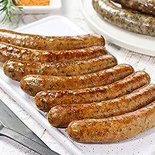 ミートガイ 手作り ラム肉生ソーセージ【スパイシー】100%無添加・砂糖不使用 (7本 約450g) Additive-free Non-Sugar Original Marquez Lamb Sausage Spicy