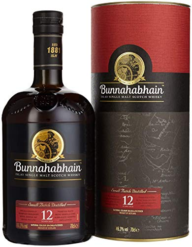 test Bunnahabhain 12 Jahre alt – Islay Single Malt Scotch Whisky (1 x 0,7 l) Deutschland