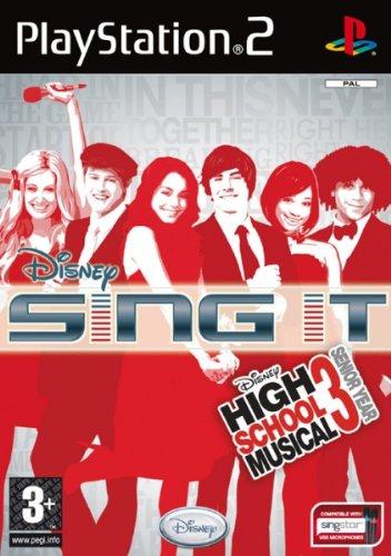 Disney Sing it! High School Musical 3 - Juego (PS2, PlayStation 2,...