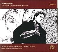 Strauss: Violin Concerto/Sonat