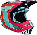 FOX V1 Voke - Casco de motocross juvenil (talla 49/50)