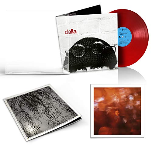 Dalla 40Th Legacy Edt.(140 Gr. Remastered,Numbered,Vinyl Red Limited Edt.)