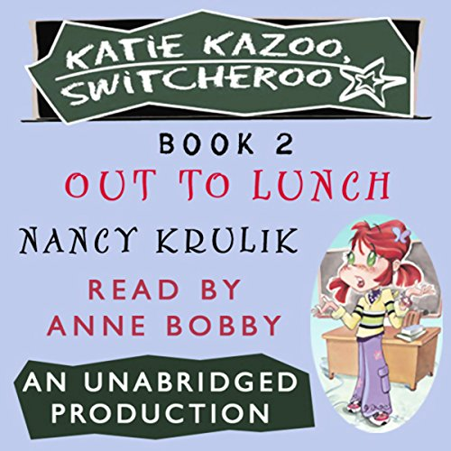 Out to Lunch audiobook cover art