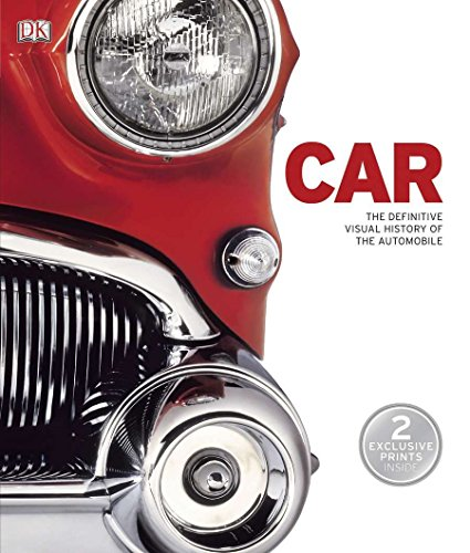 Automotive Pictorial Books