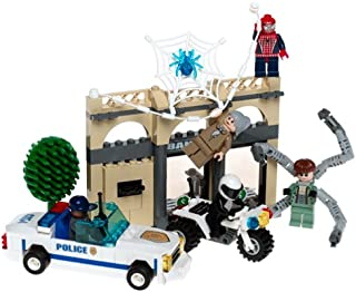 Lego Spider-Man 2: Doc Ock's Bank Robbery