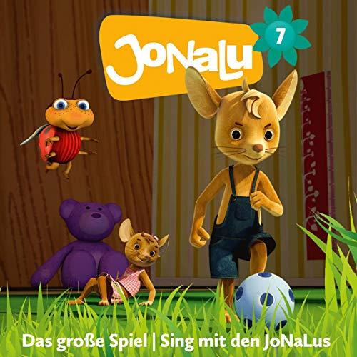 Das große Spiel     Jonalu 7              Autor:                                                                                                                                 N.N.                               Sprecher:                                                                                                                                 Michael-Che Koch                      Spieldauer: 57 Min.     Noch nicht bewertet     Gesamt 0,0