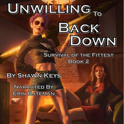 Unwilling to Back Down cover art