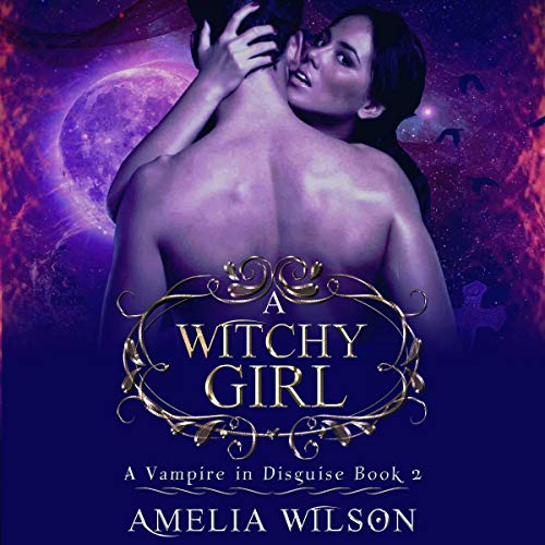 Couverture de A Witchy Girl