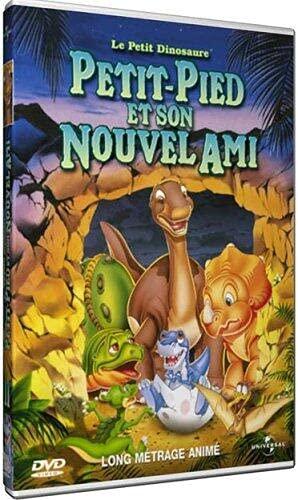 Le Petit Dinosaure : Petit-Pied Et Son Nouvel Ami [Edizione: Francia]