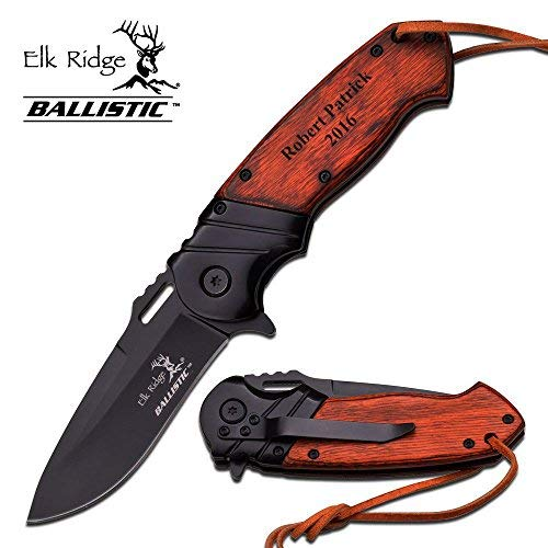 Elk Ridge Ballistic Quality Pocket Knife