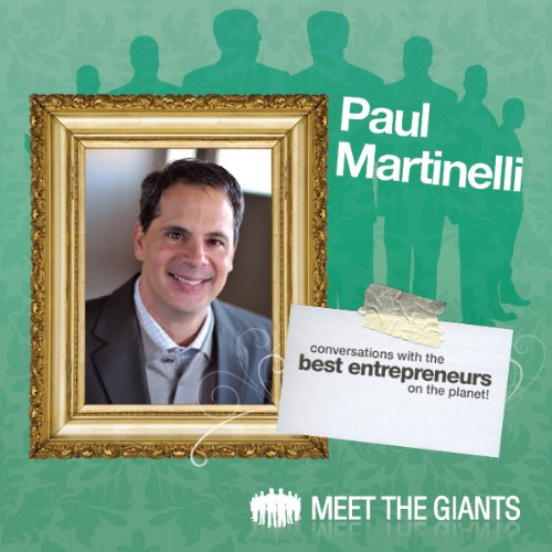 Paul Martinelli - Journey from High School Drop-Out to Millionaire audiobook cover art