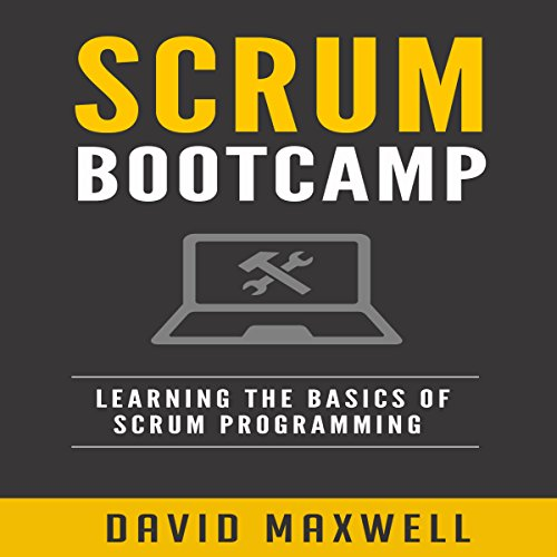 Scrum Bootcamp audiobook cover art