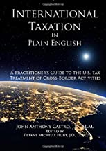 International Taxation in Plain English