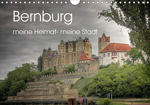Bernburg meine Heimat - meine Stadt (Wandkalender 2020 DIN A4 quer): Bernburg in etwas anderen Ansichten (Monatskalender, 14 Seiten ) (CALVENDO Orte)