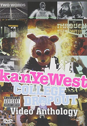 Kanye West - The College Dropout Video Anthology (Dvd+Cd)