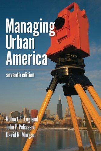 Managing Urban America