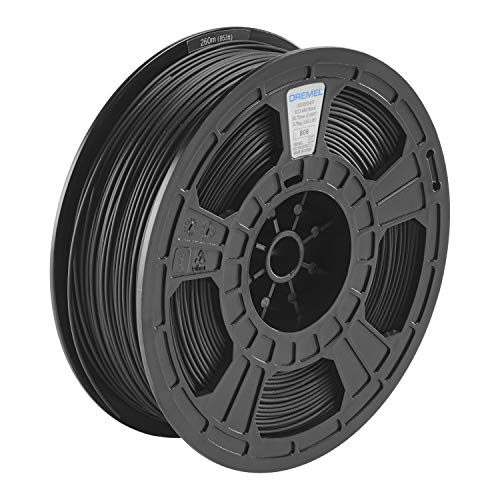 Dremel 3D ECO-ABS für Digilab 3D-Drucker (750 g Spool, 1.75 mm, RFID) Schwarz