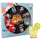 Modern Gourmet Foods, Greatest Hits Cocktail Mixers for Gin Gift Set, Sabores Lima, Frambuesa, Pomelo, Limón y Más, Pack 8 (No Contiene Alcohol)