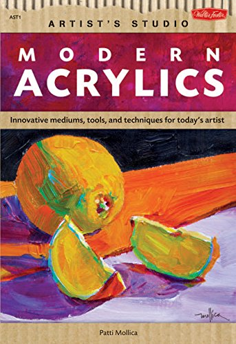 Modern Acrylics (Artist's Studio)
