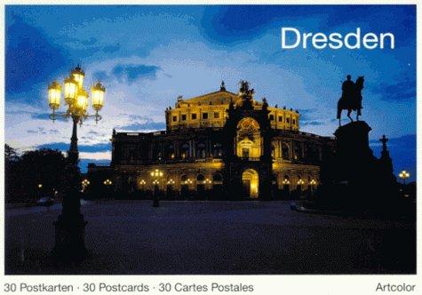 Dresden. 30 Postkarten /30 Postcards /30 Cartes Postales