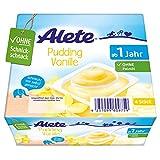 Alete bewusst Dessert Pudding Vanille, ab 1 Jahr, 400g