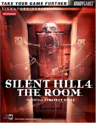 Silent Hill 4 The Room: Official Strategy Guide