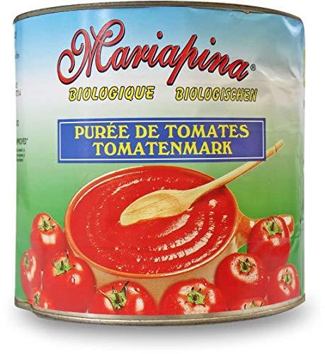 Puré de tomate PASSATA BIO 2,5 kg - HORECA