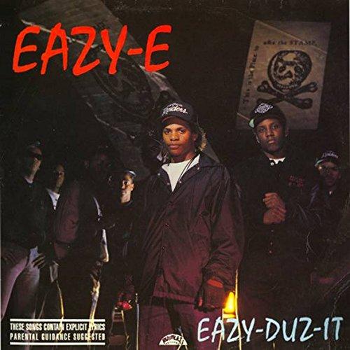 Eazy-E - Eazy-Duz-It - Island Masters - ILPM 2070, 4th & Broadway - 842 924-1