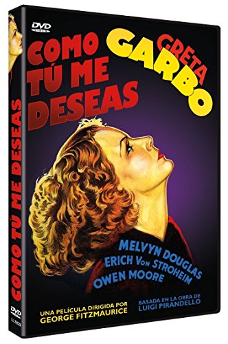 As You Desire Me (1932) (Spanish Release)