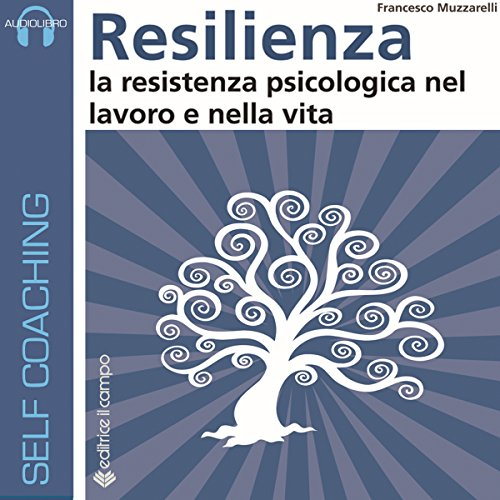 Resilienza audiobook cover art