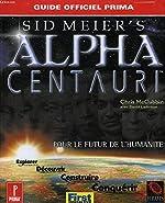 Alpha Centauri, le guide de jeu de Prima
