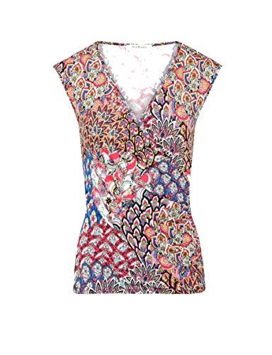 Morgan Tshirt DPAON Camiseta, Multico, Large Alto para Mujer