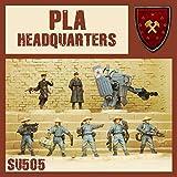 DUST 1947 - SSU PLA Headquarters
