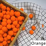 4 10pcs 2cm Wool Felt Balls Round Wool Felt Balls Pom Poms Mixed Color Wholesale 18 Colors
