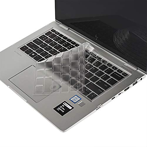 Ultra Thin Soft TPU Keyboard Protector Skin Cover for HP EliteBook Folio 9480M 9470m 8460p 8470p 6460B 6470B Laptop US Layout Leze