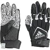 adidas Men's Freak Max Black/White Lineman Football Gloves