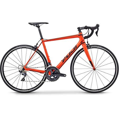 Fuji SL 2.3 2019 - Bicicleta de Carretera (54 cm, 700 c), Color Naranja