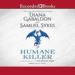 Humane Killer audiobook cover art