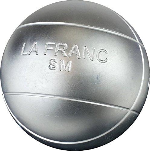 La Franc Boulekugeln SM - Wettkampfboulekugeln (71mm-710g-Riefelung 1, 71mm)