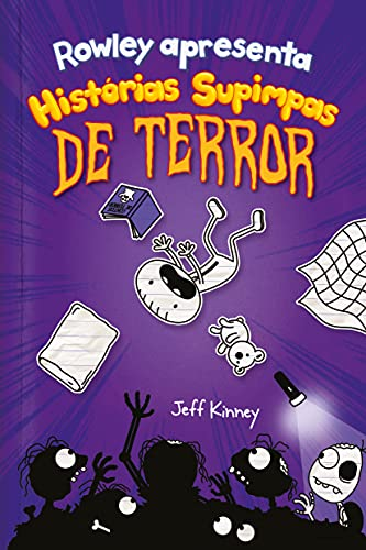 Rowley Apresenta: Histórias Supimpas de Terror