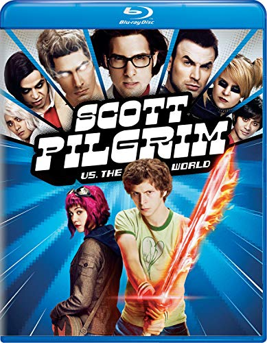 Scott Pilgrim vs. The World or Lone Survivor (Blu-Ray) $3.99 Each via Amazon