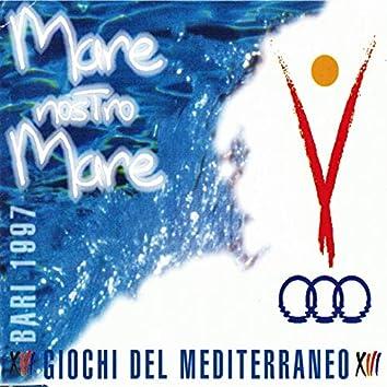 Mare nostro mare - giochi del mediterraneo