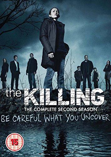 The Killing - Season 2 (4 Disc Set) [DVD] [UK Import]