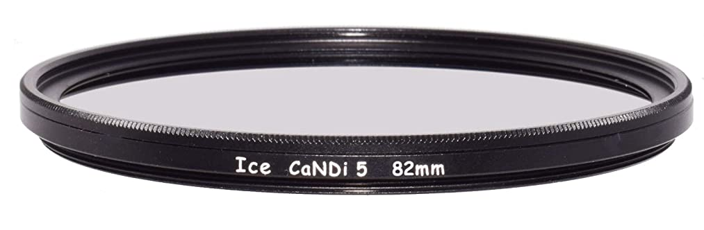 ICE 82mm Candi-5 Filter CPL Circular Polarizer / ND32 Combo Optical Glass Wide Angle 82