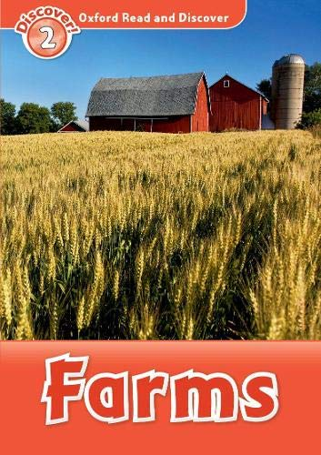 Oxford Read and Discover Lev 2 (450 Headwords) Farmsの詳細を見る