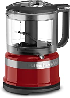 KitchenAid KFC3516ER 3.5 Cup Food Chopper, Empire Red