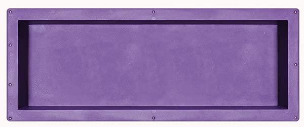 EZ NICHES USA Ready For Tile Niche Preformed Bathroom Recess It Shower Shampoo Shelf 14 X 36